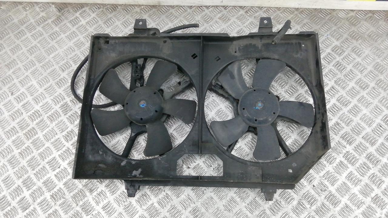 Вентилятор радиатора, NISSAN, X-TRAIL T30, 2005