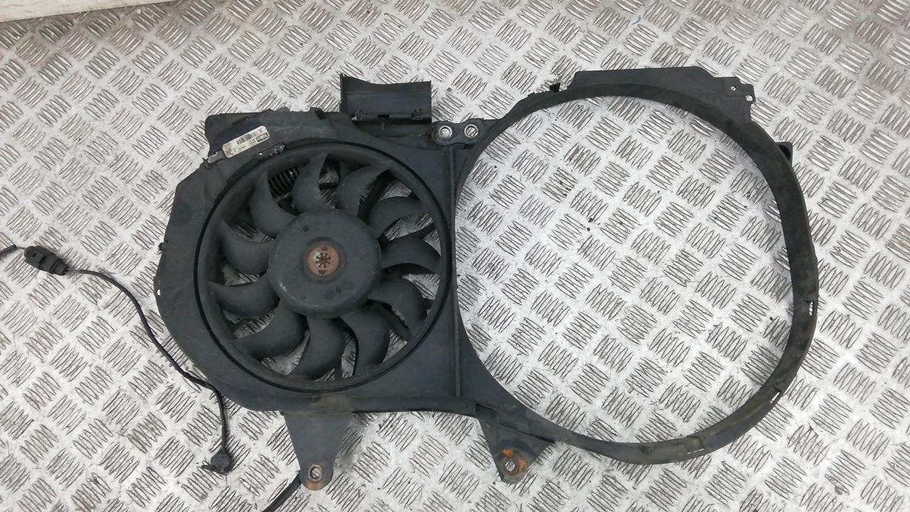 Вентилятор радиатора, AUDI, A4 B6, 2003