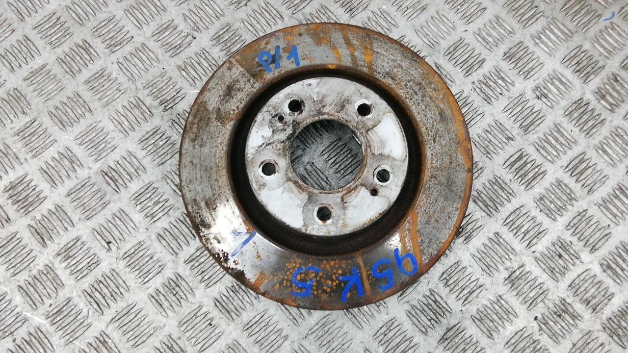 Диск тормозной передний, CITROEN, C-CROSSER, 2009