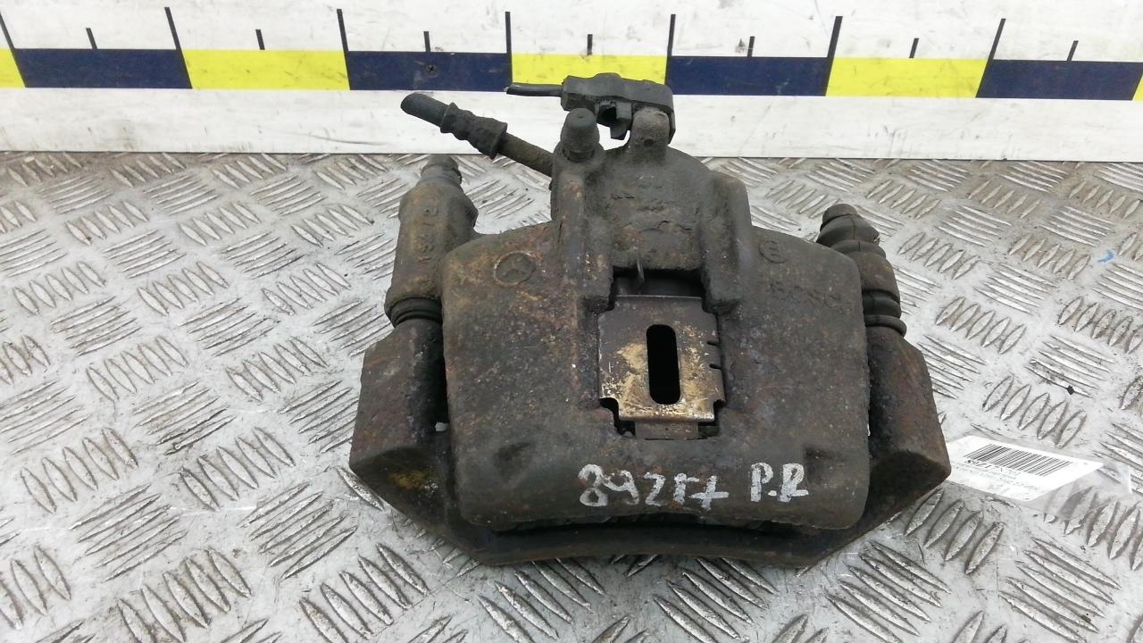 Суппорт тормозной передний правый, MERCEDES BENZ, VITO W638, 2002