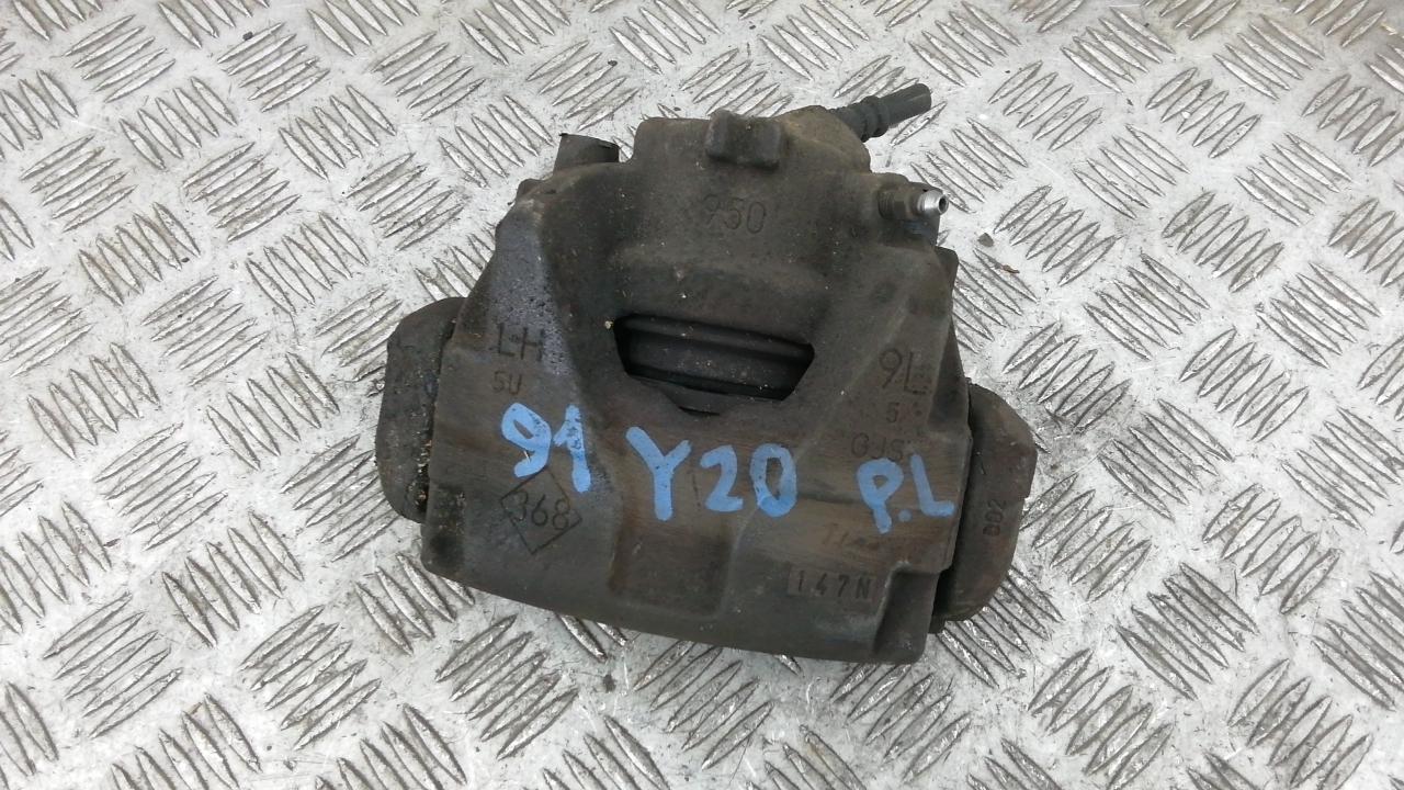 Суппорт тормозной передний левый, RENAULT, MEGANE 3, 2011