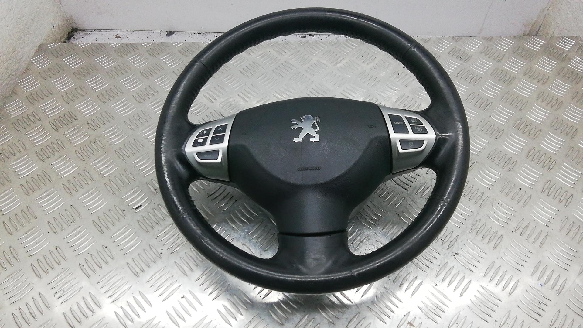 Рулевое колесо, PEUGEOT, 4007, 2008