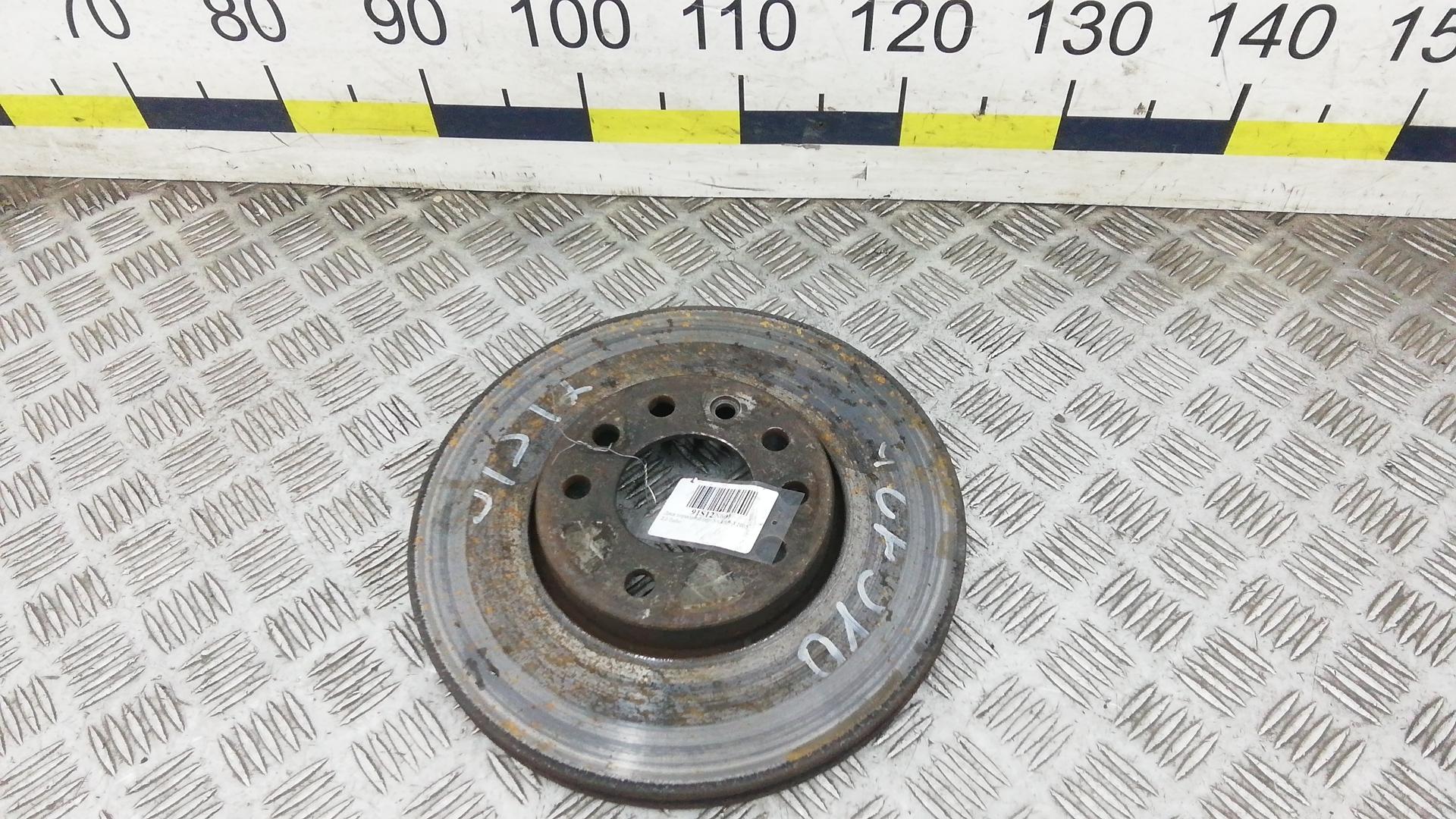 Диск тормозной передний, SAAB, 9-3 YS3F, 2005