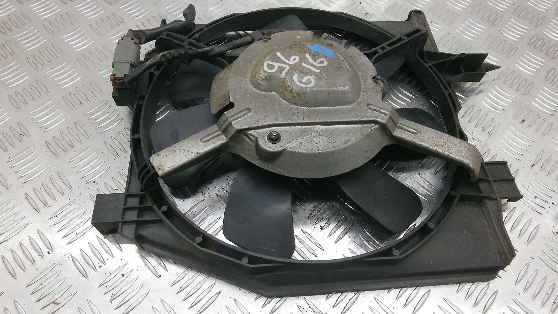 Вентилятор радиатора, MAZDA, PREMACY, 2003