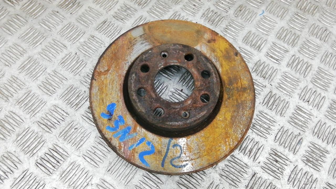 Диск тормозной передний, OPEL, CORSA D, 2007