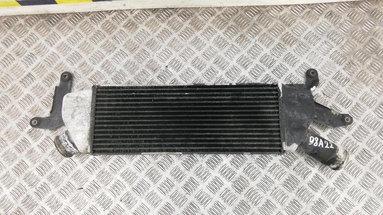 Радиатор интеркуллера, PEUGEOT, 4007, 2009