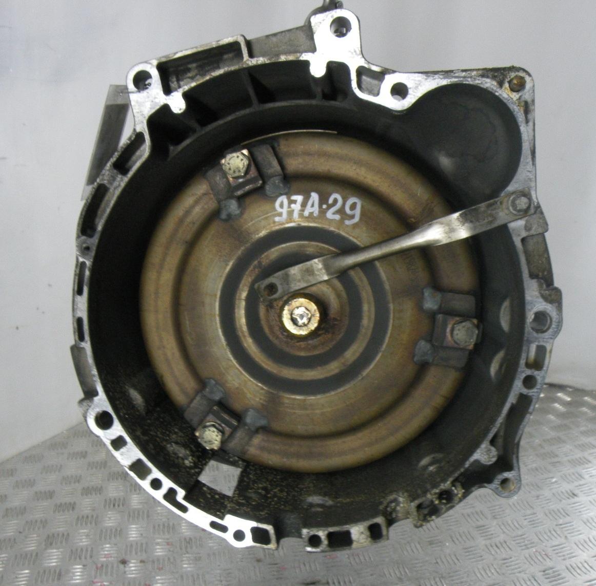 КПП автоматическая, BMW, 3 E46, 2002