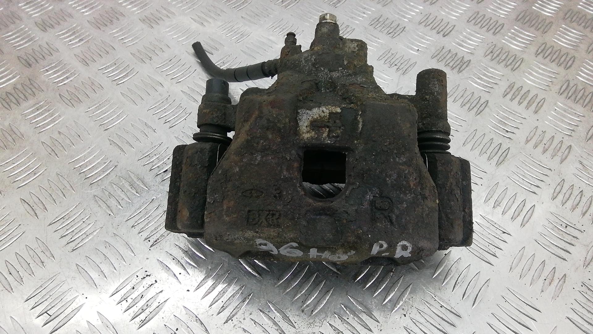 Суппорт тормозной передний правый, MAZDA, 6 1, 2004