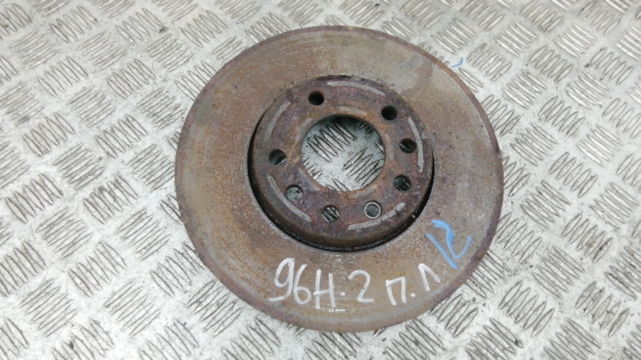 Диск тормозной передний, OPEL, VECTRA C, 2003
