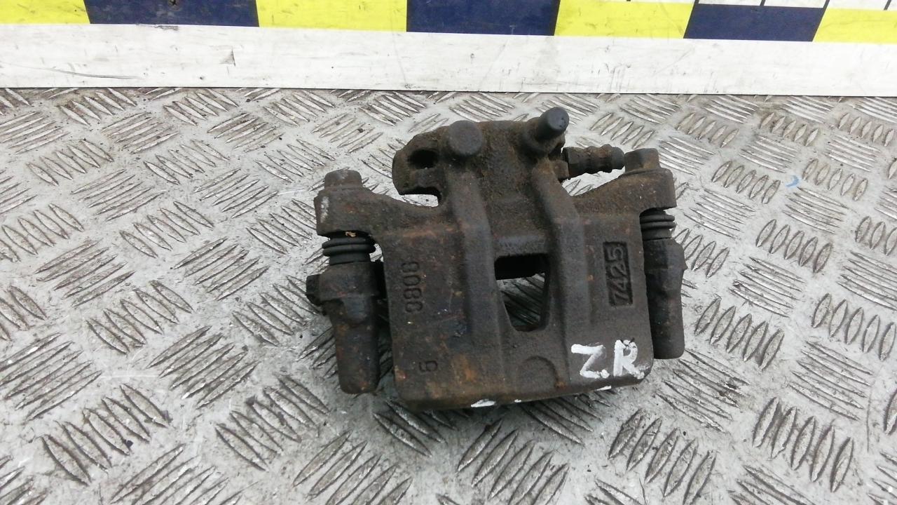 Суппорт тормозной задний правый, PEUGEOT, 4007, 2009