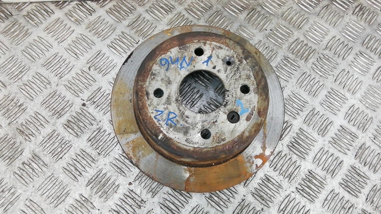 Диск тормозной задний, CHEVROLET, NUBIRA, 2008