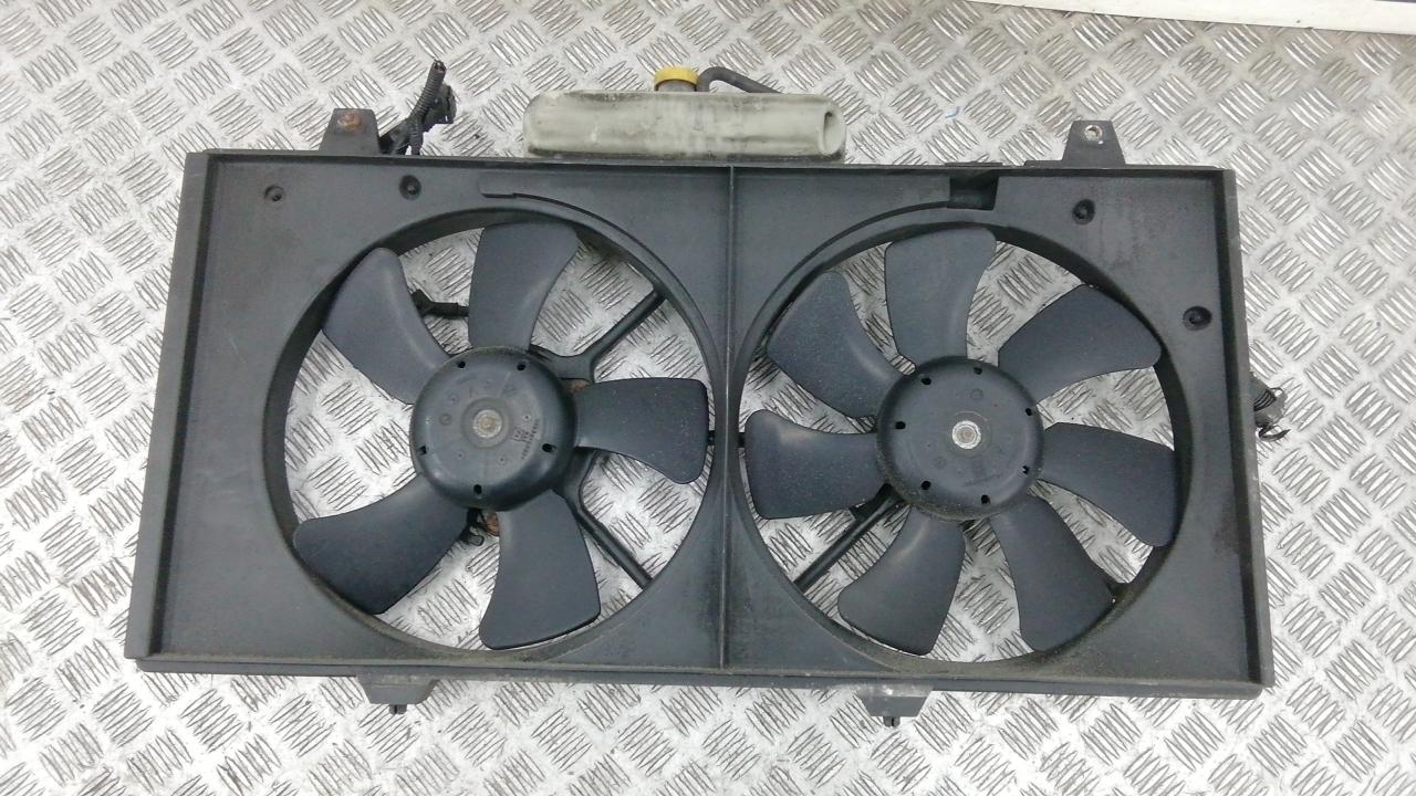 Вентилятор радиатора, MAZDA, 6 1, 2004