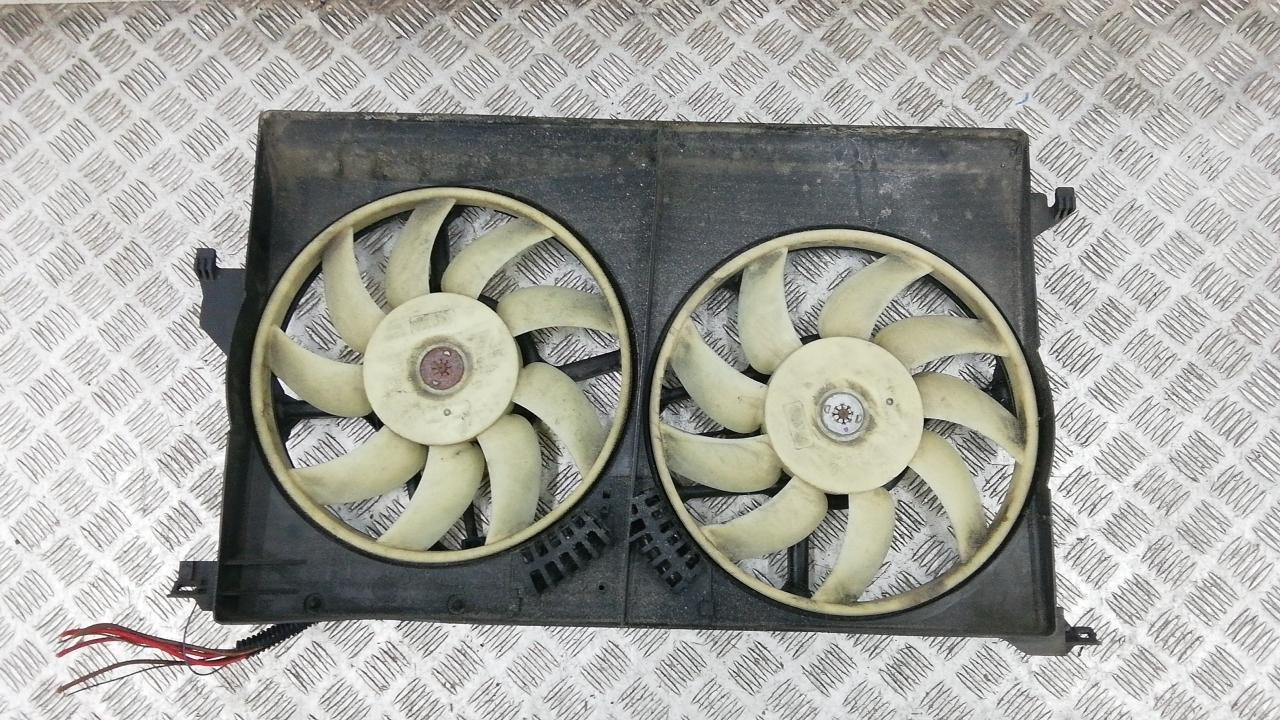 Вентилятор радиатора, OPEL, VECTRA C, 2003