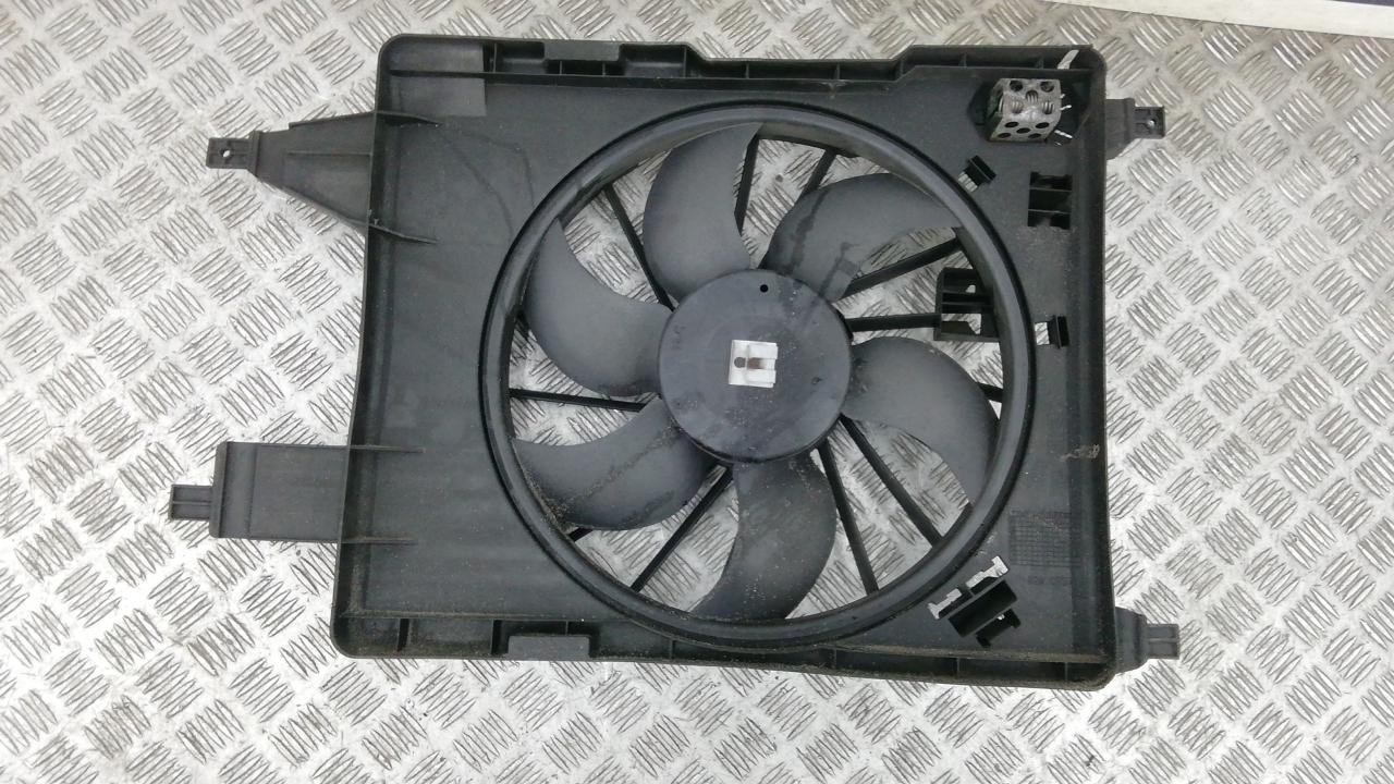 Вентилятор радиатора, RENAULT, MEGANE 2, 2007