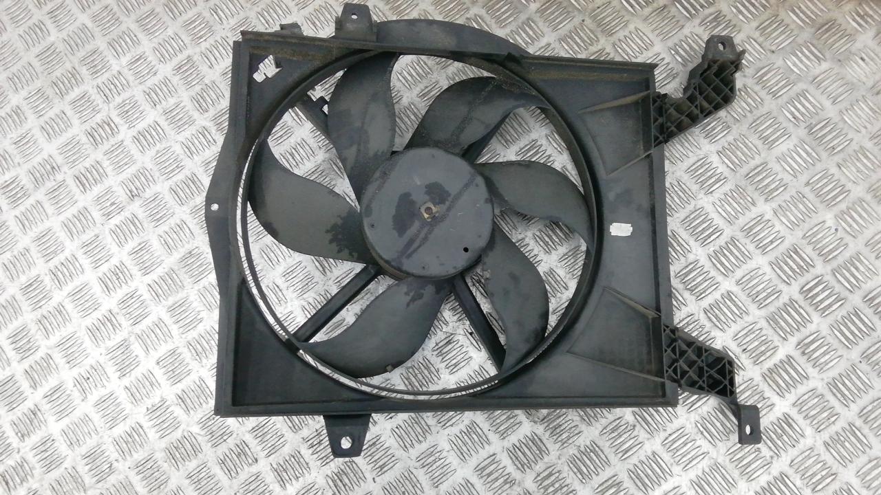 Вентилятор радиатора, MITSUBISHI, CARISMA, 2002