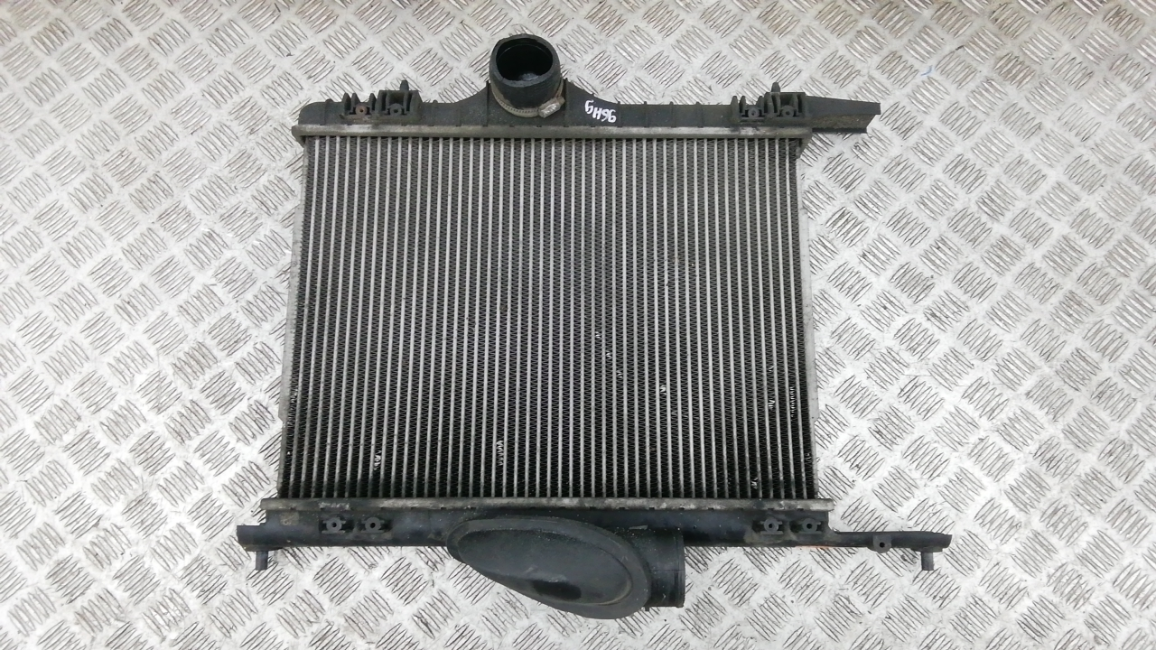 Радиатор интеркуллера, MITSUBISHI, CARISMA, 2002