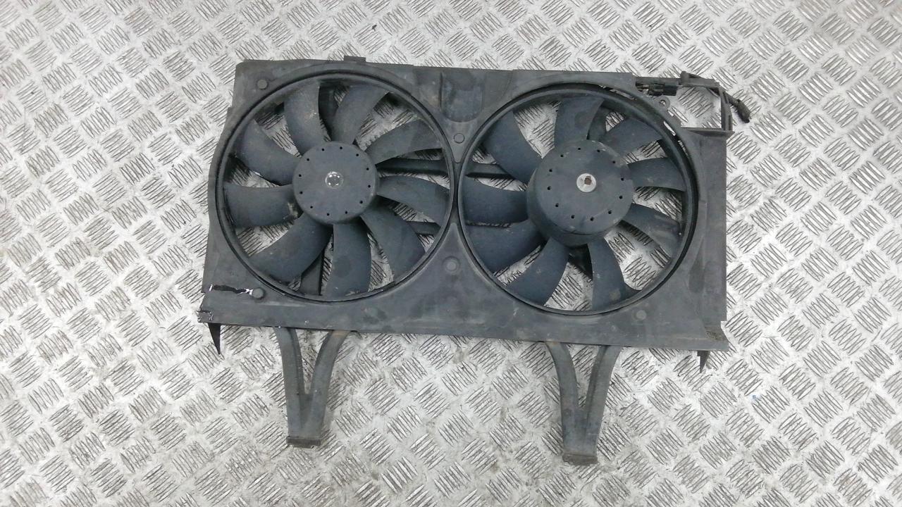 Вентилятор радиатора, MERCEDES BENZ, E-CLASS W210, 2000