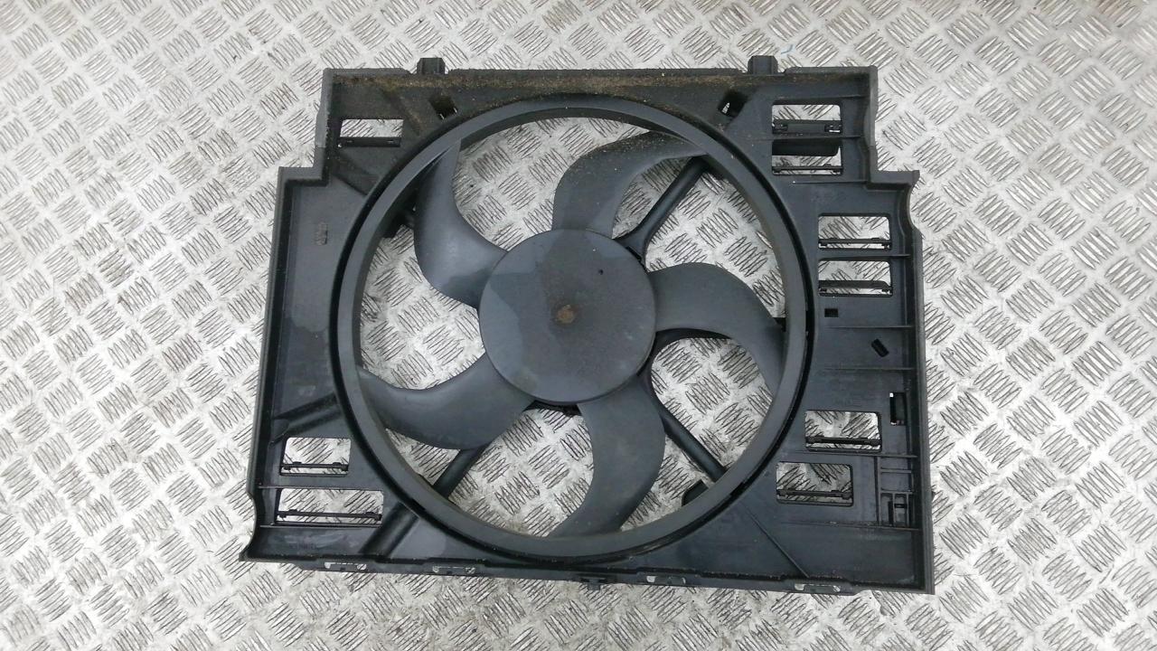 Вентилятор радиатора, BMW, 5 E60/E61 (M-обвес), 2006