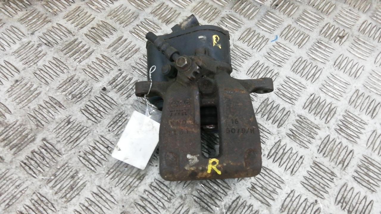 Суппорт тормозной задний правый, VOLKSWAGEN, PASSAT B7, 2011