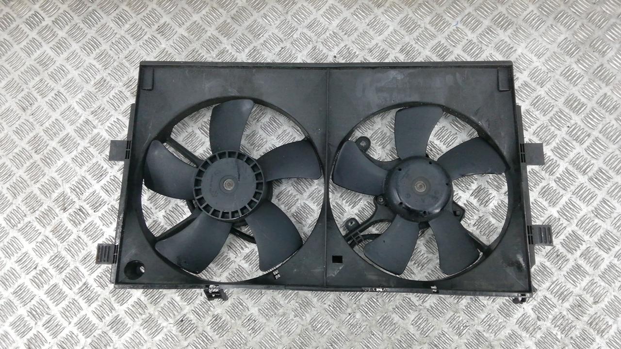 Вентилятор радиатора, MITSUBISHI, OUTLANDER 2, 2008
