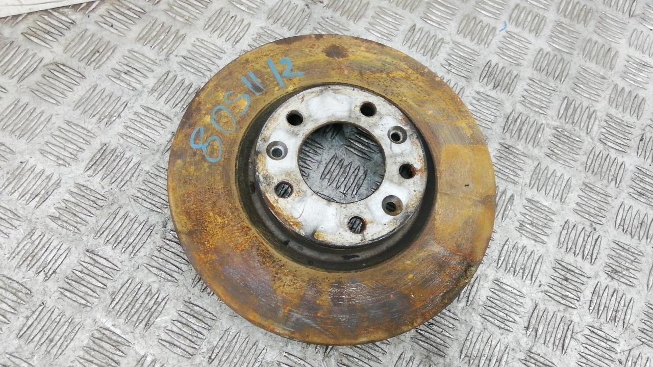 Диск тормозной передний, PEUGEOT, 508 1, 2012
