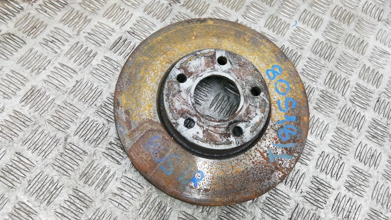 Диск тормозной передний, FORD, TRANSIT CONNECT 1, 2008