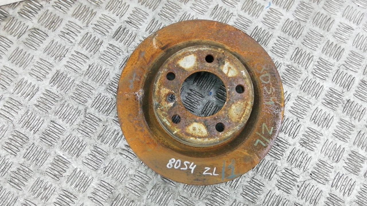 Диск тормозной задний, BMW, 3 E90/E91, 2011