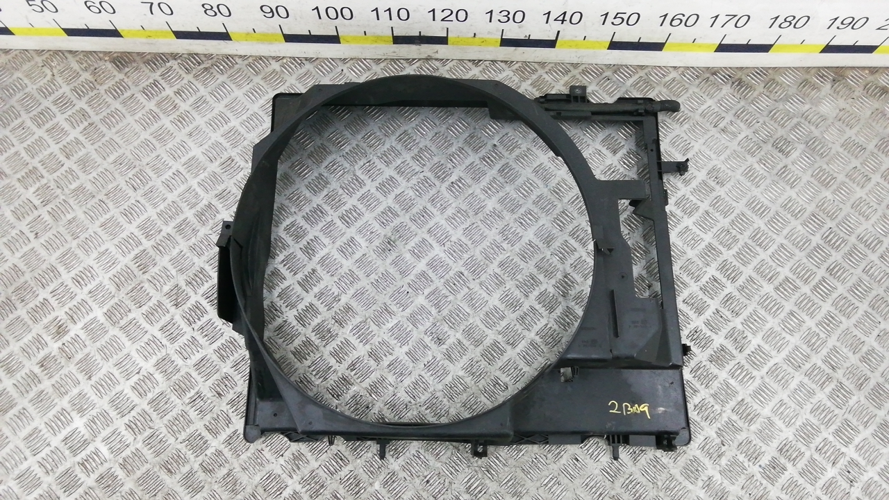Диффузор вентилятора, NISSAN, PATHFINDER R51, 2007