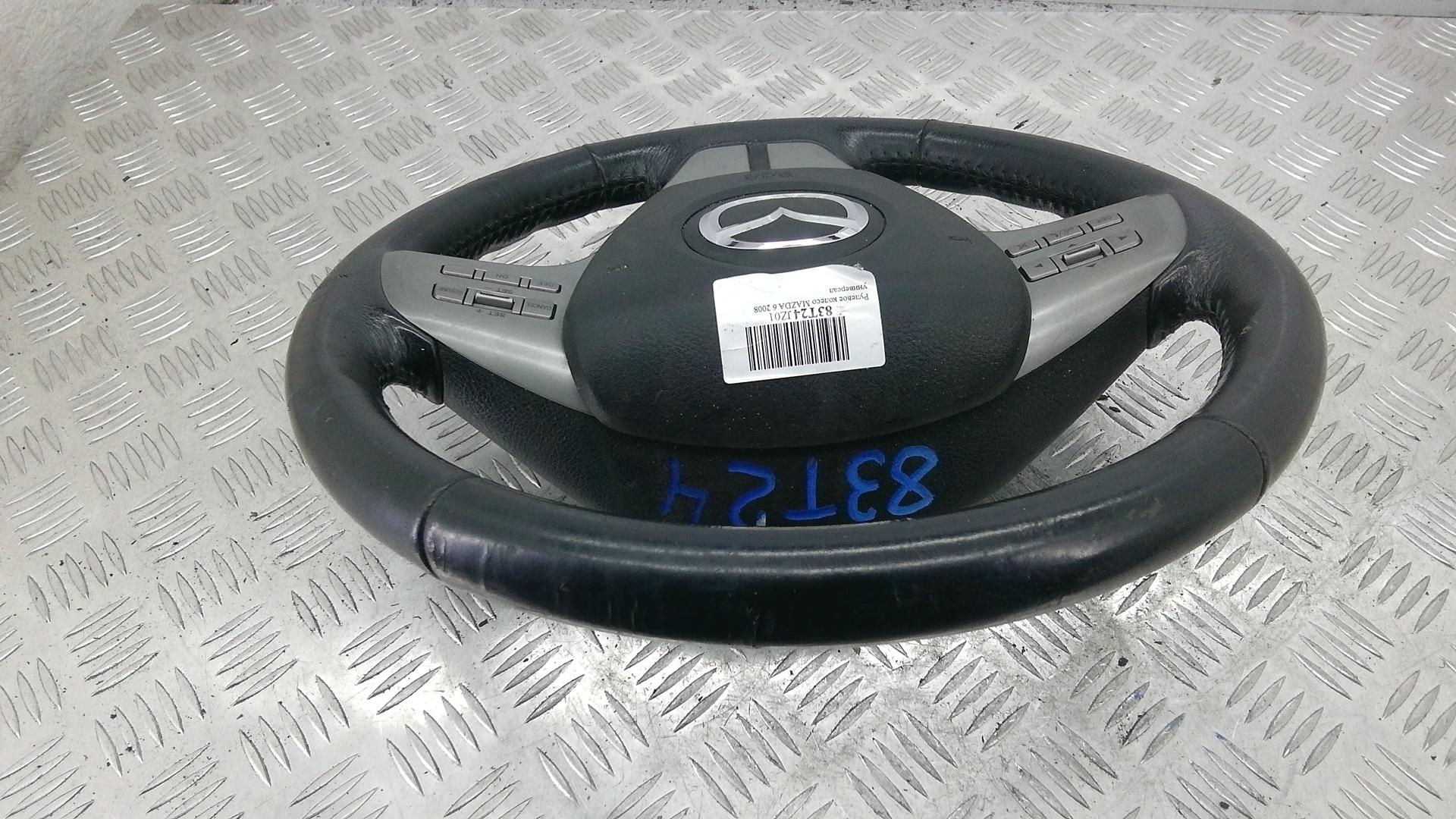 Рулевое колесо, MAZDA, 6 2, 2008