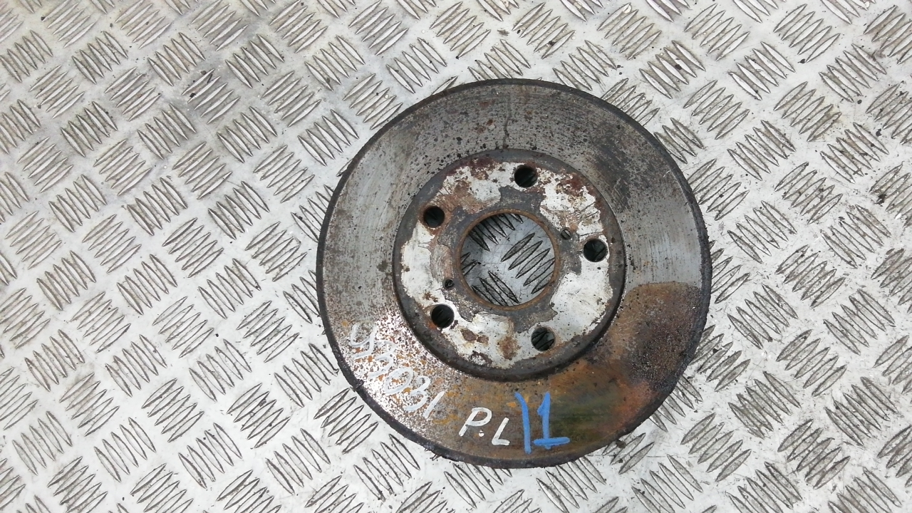 Диск тормозной передний, TOYOTA, RAV 4 ZCA2, 2004