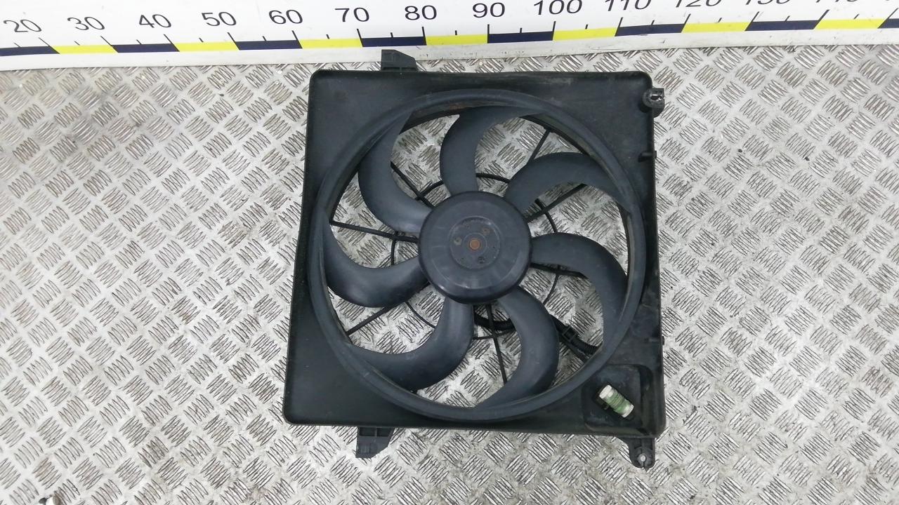 Вентилятор радиатора, KIA, SORENTO 2, 2011