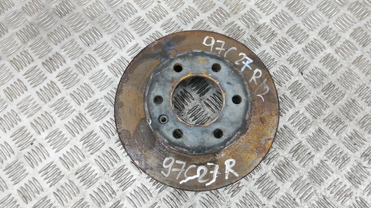 Диск тормозной передний, MERCEDES BENZ, SPRINTER 2, 2008