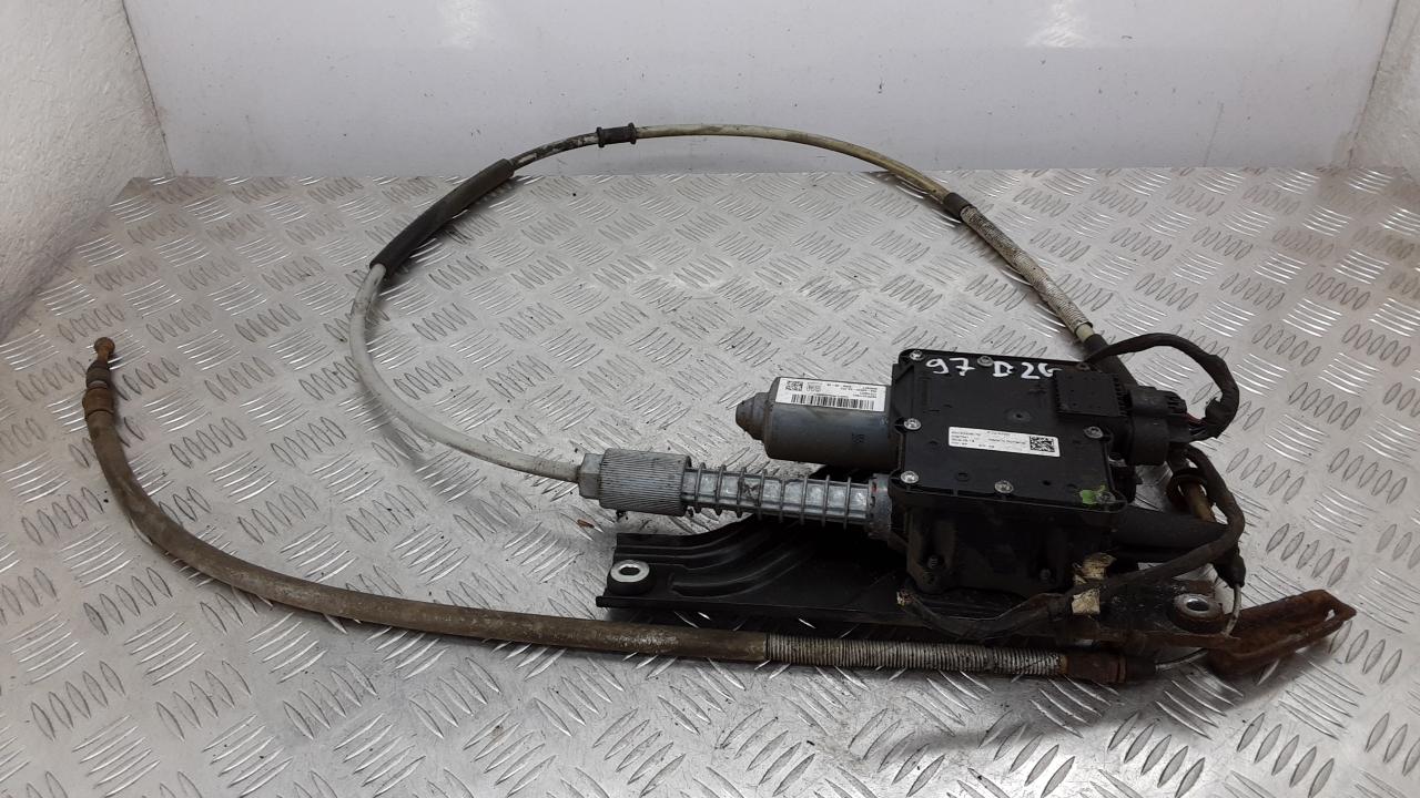 Стояночный тормоз электронный, OPEL, INSIGNIA, 2009
