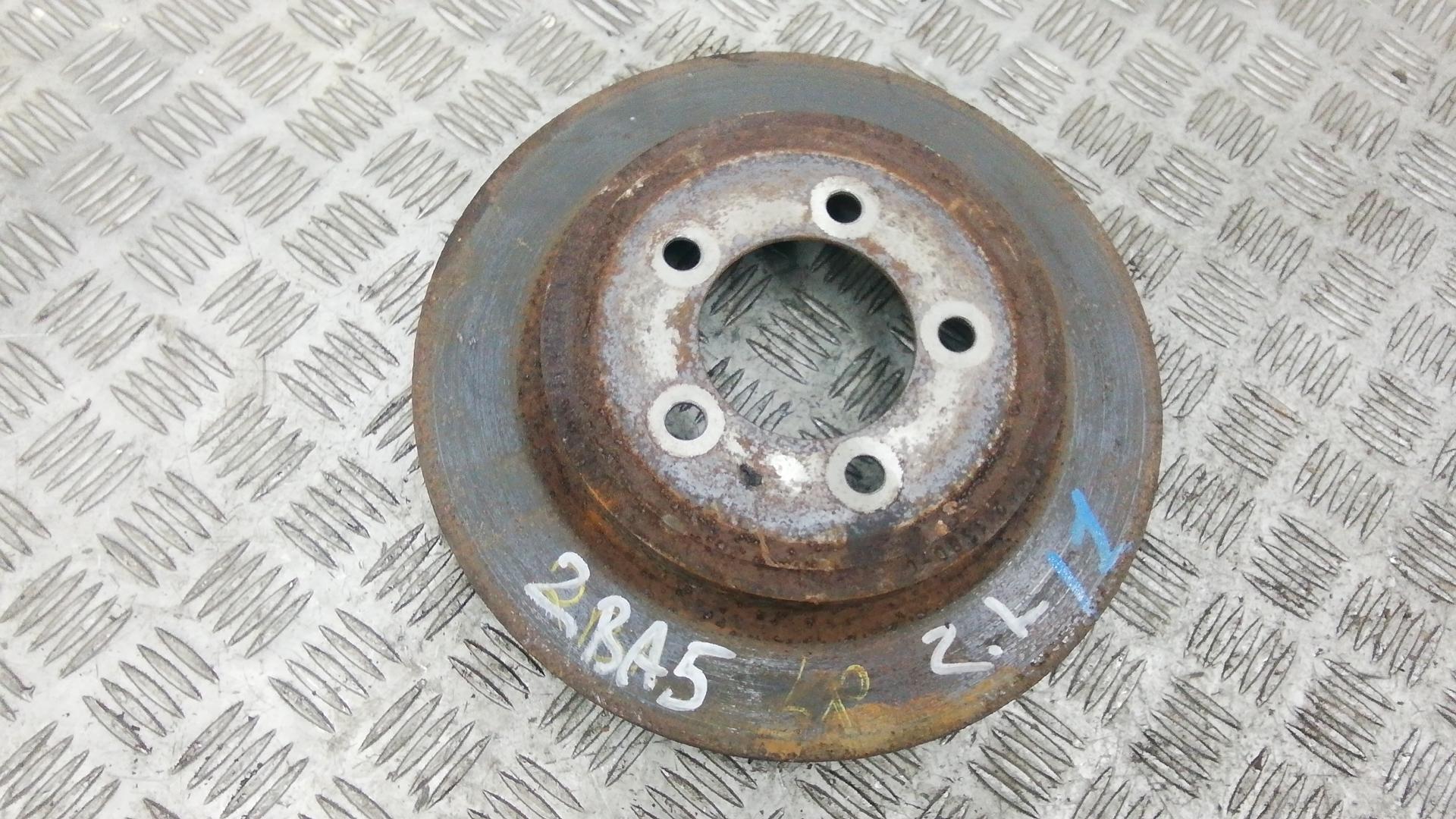 Диск тормозной задний, FORD, EXPLORER 3, 2005