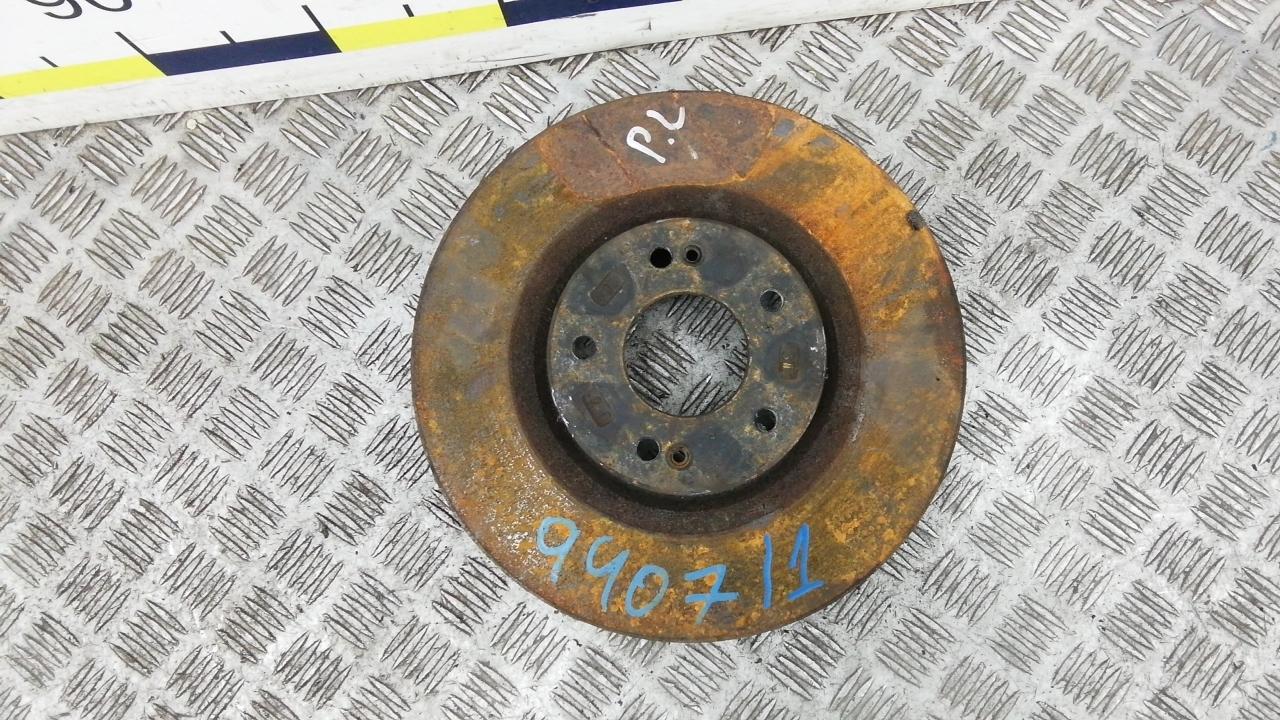 Диск тормозной передний, KIA, SORENTO 2, 2011