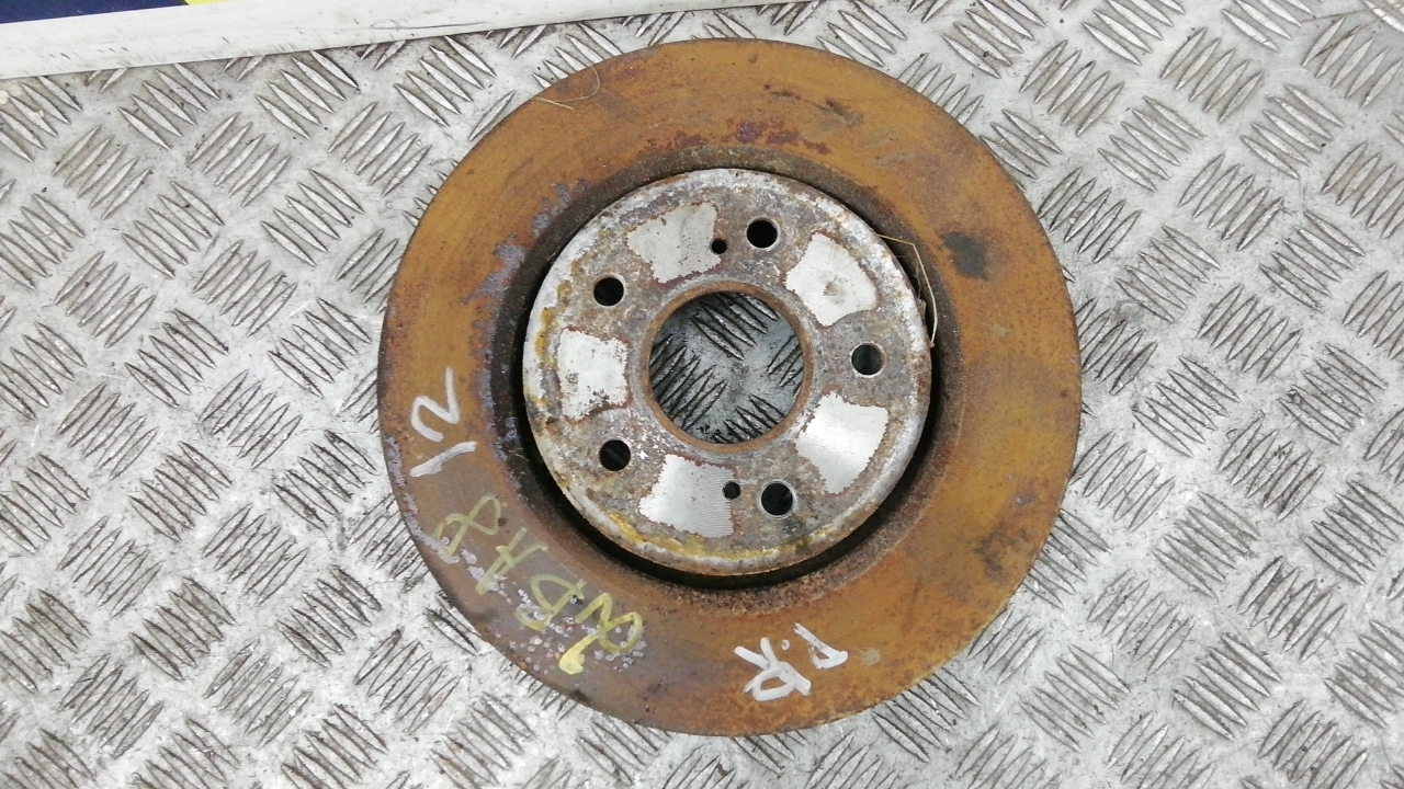 Диск тормозной передний, SUZUKI, KIZASHI 1, 2010