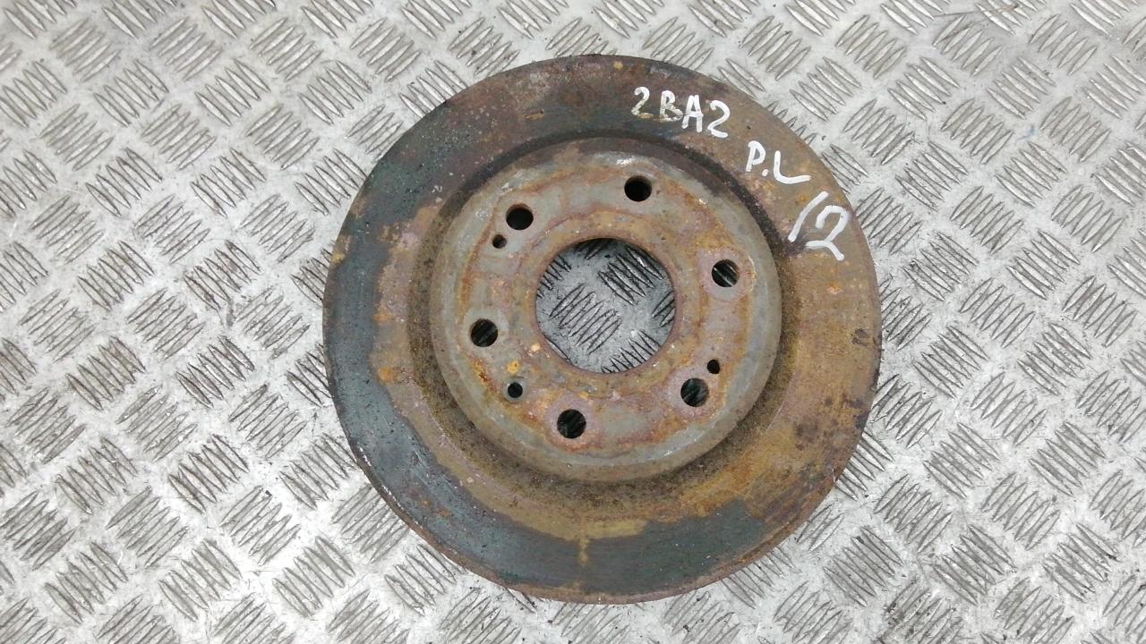 Диск тормозной передний, CADILLAC, ESCALADE 3, 2008