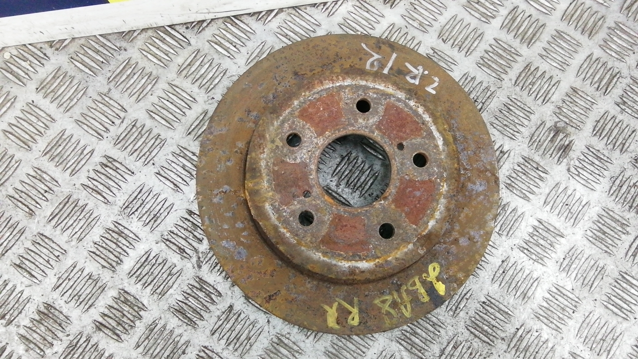 Диск тормозной задний, SUZUKI, KIZASHI 1, 2010