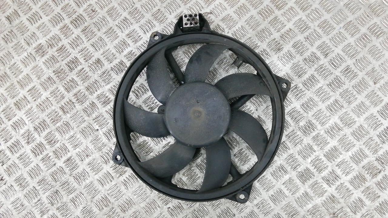 Вентилятор радиатора, RENAULT, MEGANE 3, 2011