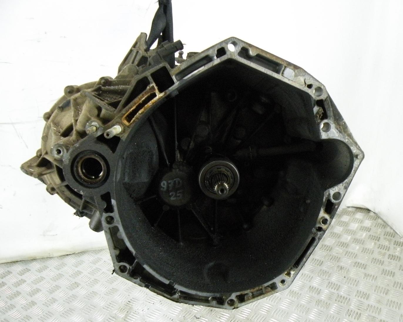 КПП 6ст., RENAULT, SCENIC 2 GRAND SCENIC, 2005