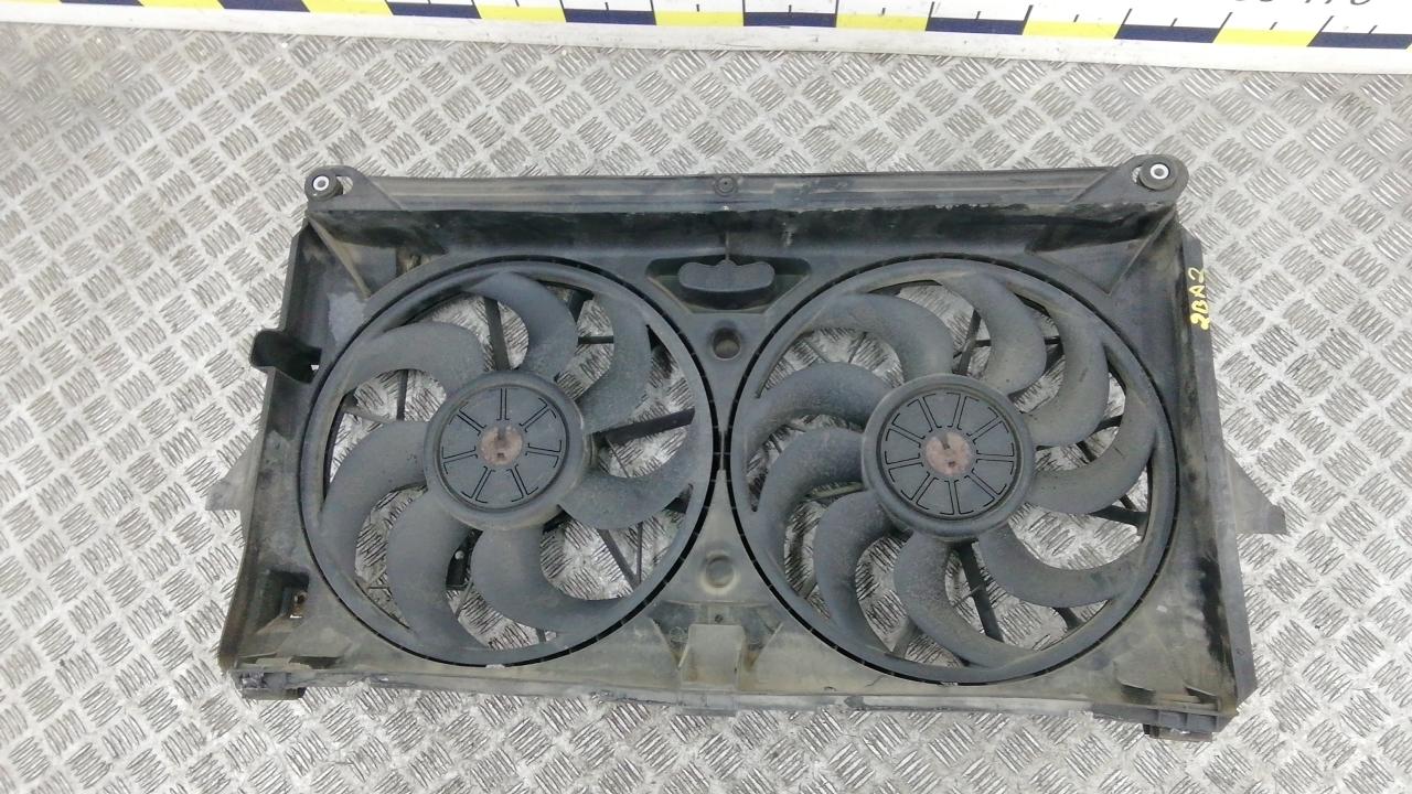 Вентилятор радиатора, CADILLAC, ESCALADE 3, 2008