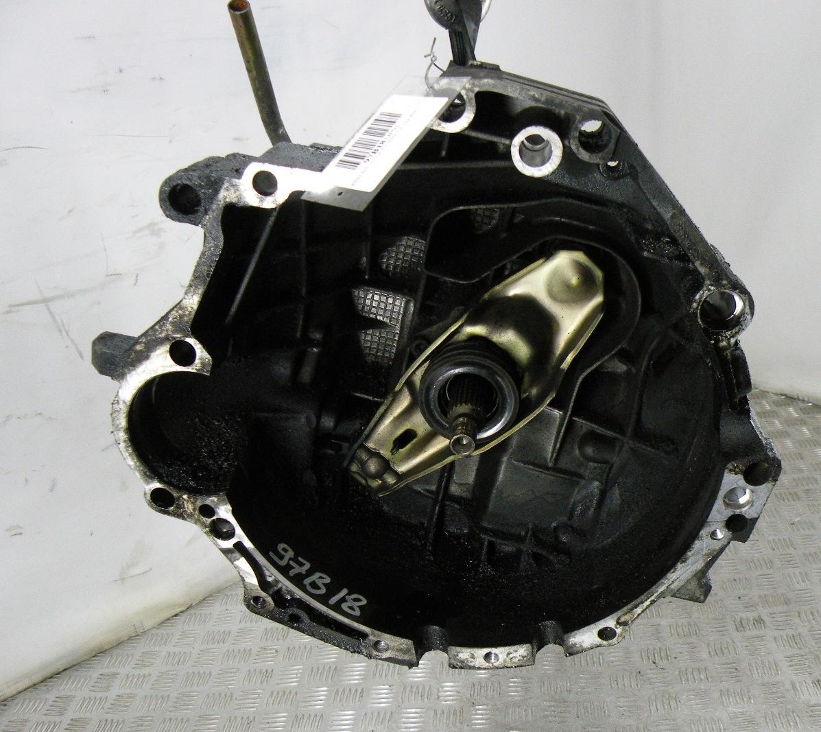 КПП 5ст., AUDI, A4 B6, 2003