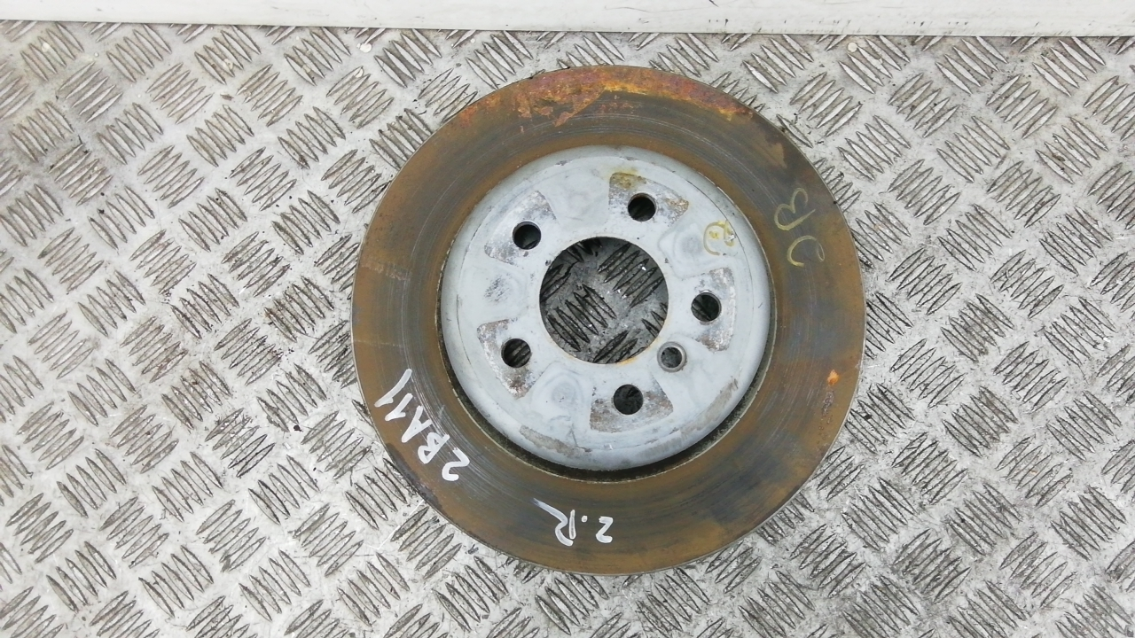 Диск тормозной задний, BMW, 5 F10/F11, 2012