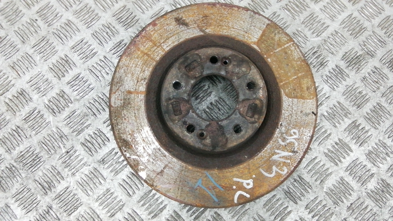 Диск тормозной передний, HYUNDAI, SANTA FE 2, 2008
