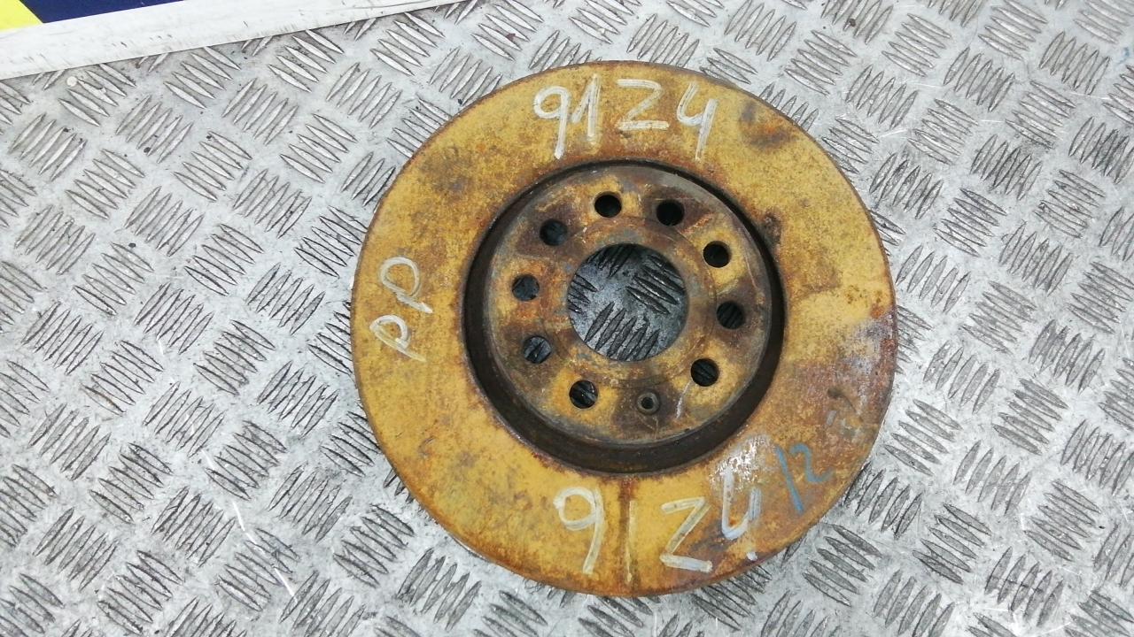 Диск тормозной передний, SEAT, LEON 2, 2007