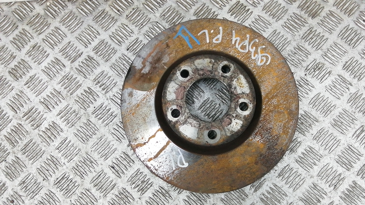 Диск тормозной передний, MAZDA, 3 1, 2005