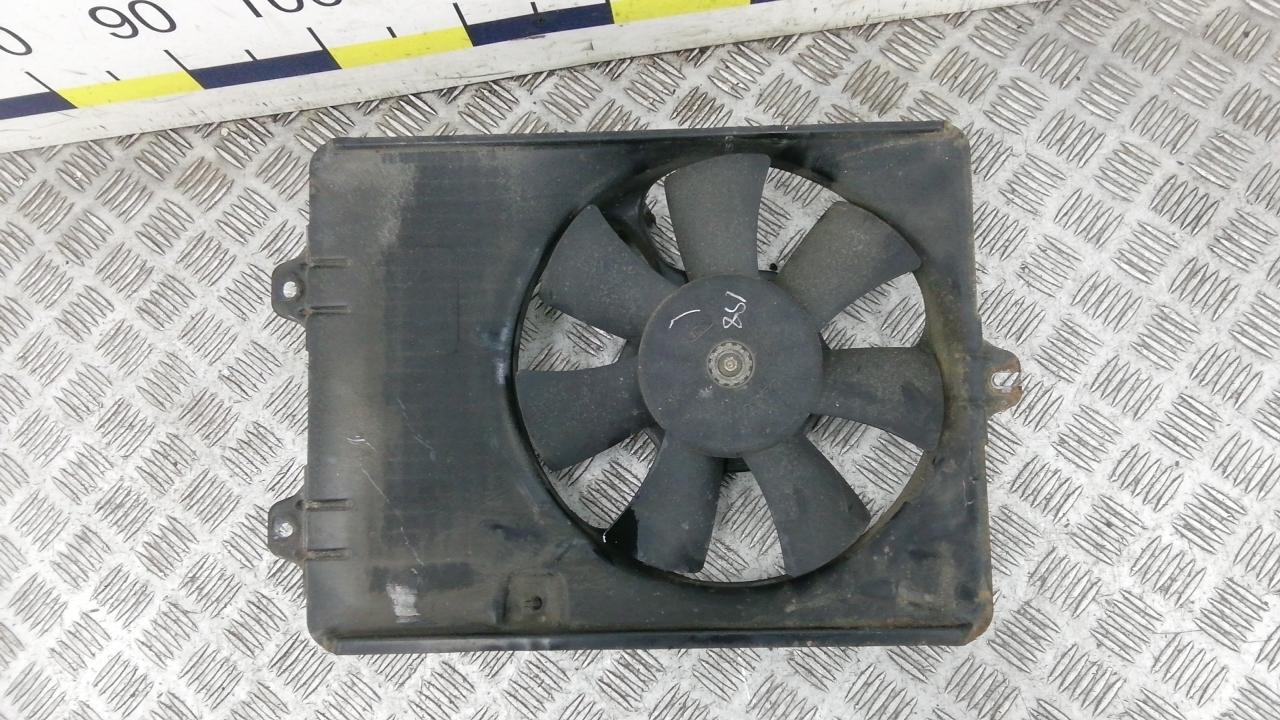 Вентилятор радиатора, MITSUBISHI, SPACE STAR, 2004