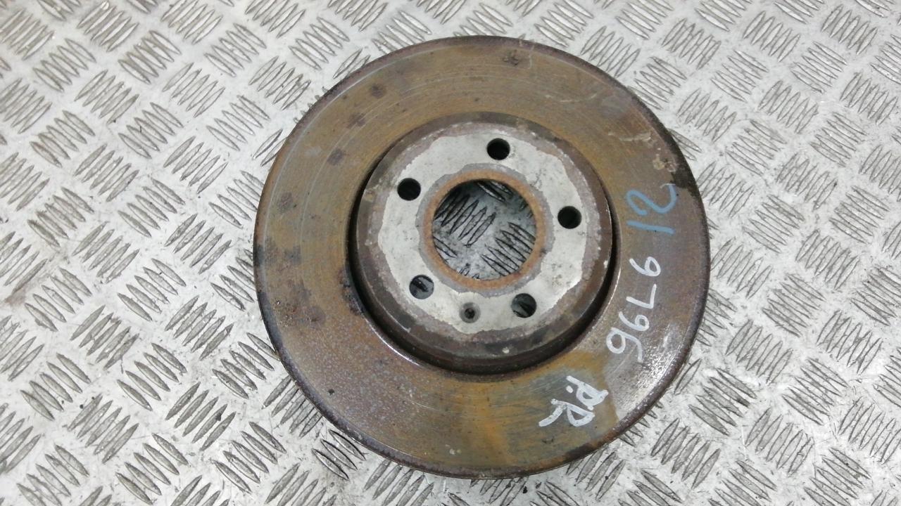 Диск тормозной передний, AUDI, A4 B8, 2008