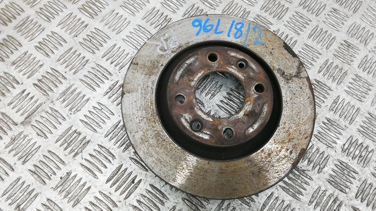 Диск тормозной передний, CITROEN, C5 1, 2002