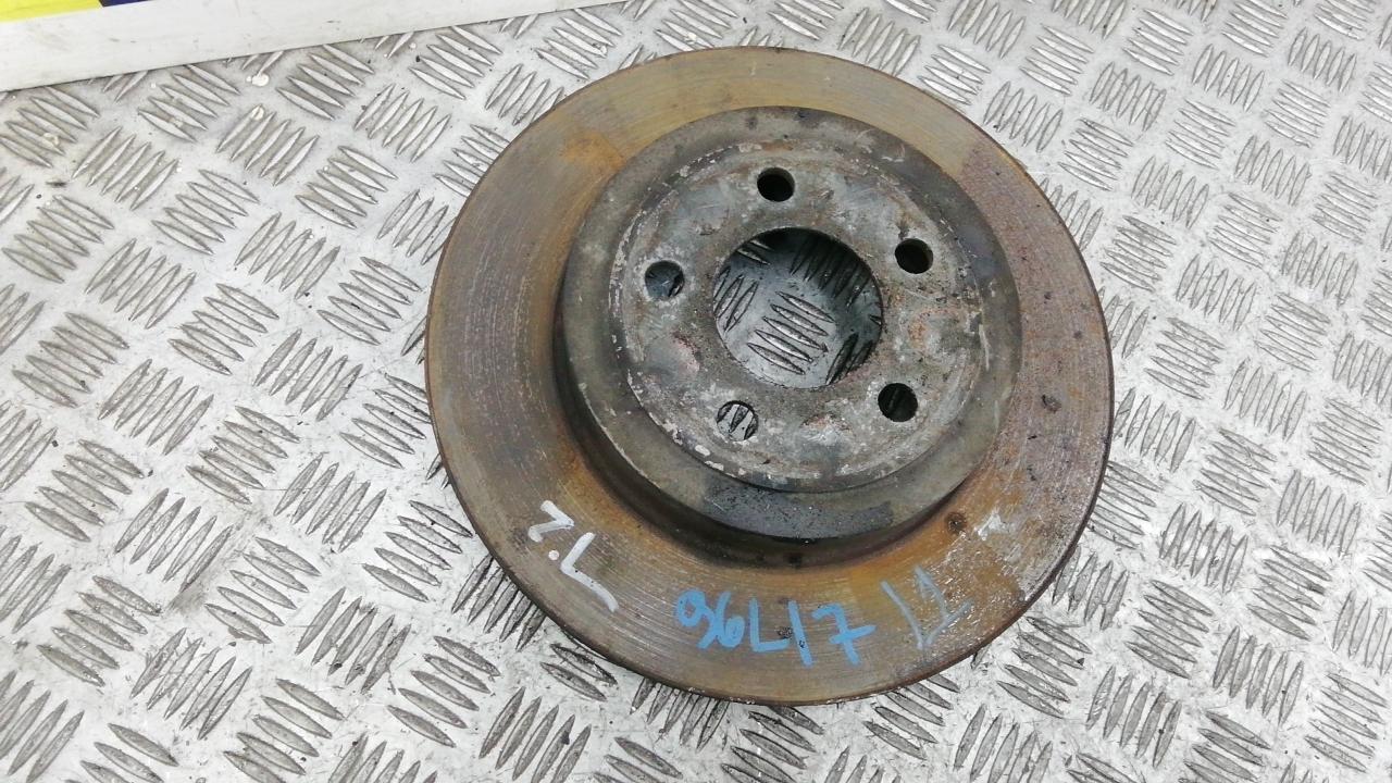 Диск тормозной задний, CHRYSLER, 300C 1, 2005